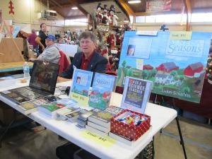 Reedsburg Book Signing 11  1  14