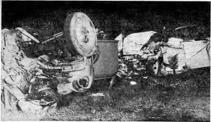 Car Accident 1957